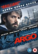 Argo Region 2 DVD