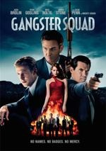 Gangster Squad Region 1 DVD