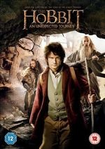Hobbit An Unexpected Journey Region 2 DVD