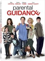 Parental Guidance Region 1 DVD