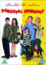Parental Guidance Region 2 DVD