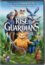 Rise of the Guardians Region 1 DVD