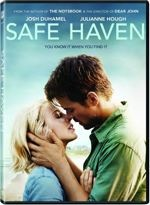 Safe Haven Region 1 DVD
