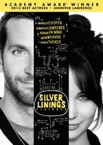 Silver Linings Playbook Region 1 DVD