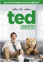 Ted Region 1 DVD