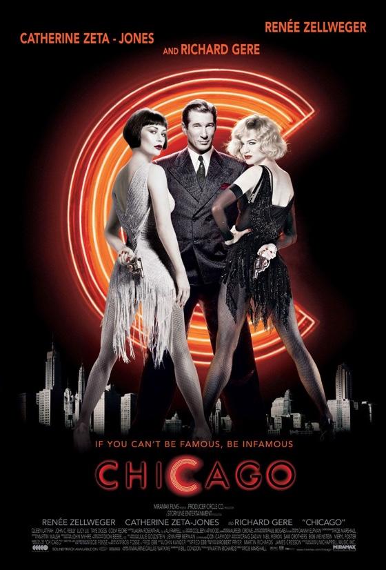 Chiago movie poster