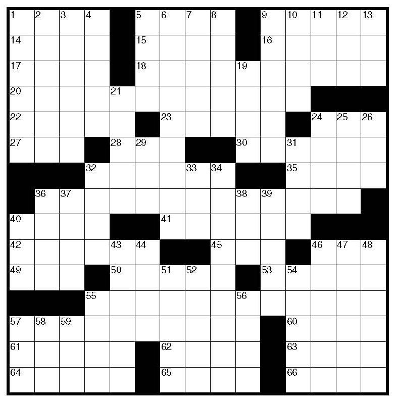 Everyone Wins Download An Exclusive Crossword Puzzle Courtesy Of