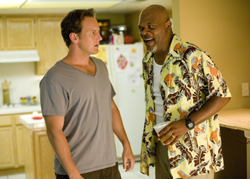 Samuel l jackson on lakeview terrace for Movies at the terrace
