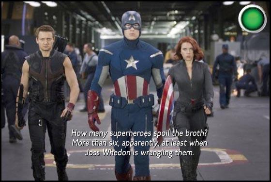 Marvel's The Avenegers Assemble Jeremy Renner Chris Evans Scarlett Johansson