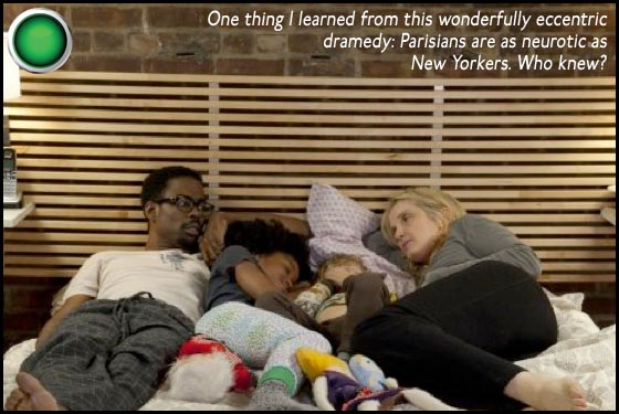 2 Days in New York Chris Rock Julie Delpy green light