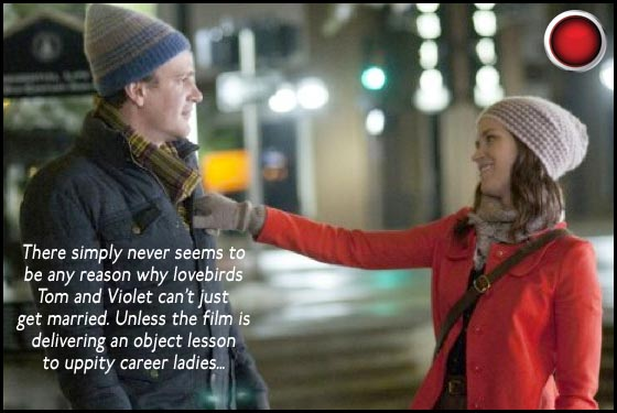 The Five-Year Engagement Jason Segal Emily Blunt red light