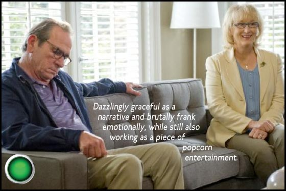 Hope Springs green light Tommy Lee Jones Meryl Streep