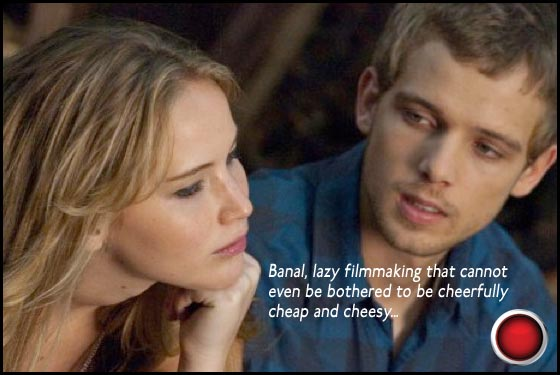 House at the End of the Street red light Jennifer Lawrence Max Thieriot