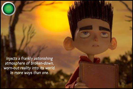 Paranorman green light