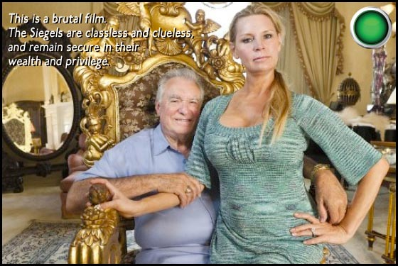 The Queen of Versailles green light David Siegel Jackie Siegel