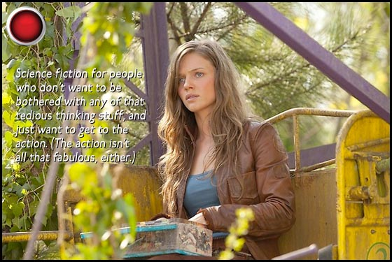Revolution red light Tracy Spiridakos