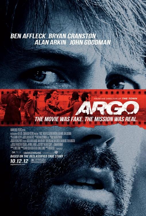 Argo movie poster