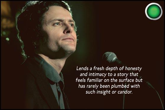 The Comedian green light Edward Hogg