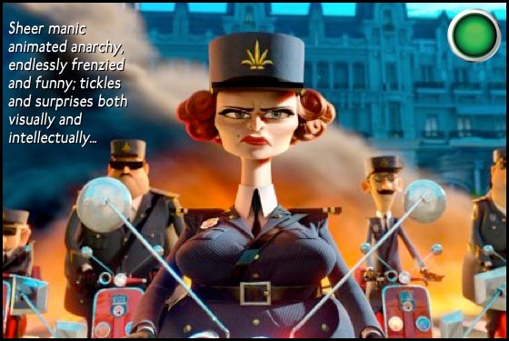 Madagascar 3 Europe's Most Wanted green light