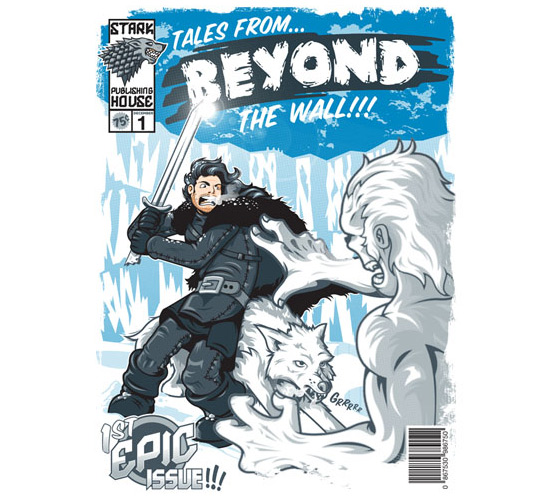 Tales from Beyond the Wall Game of Thrones