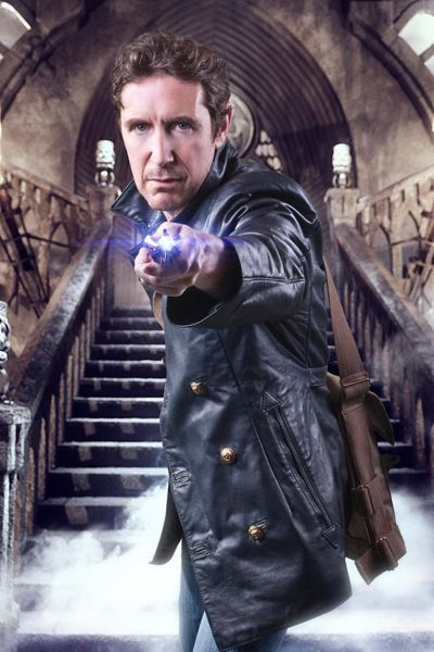 Paul McGann Doctor Who Big Finish