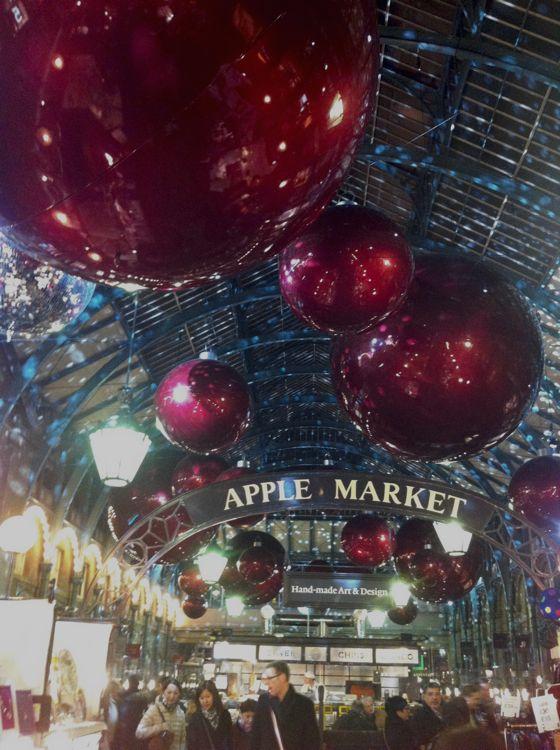 big Christmas balls