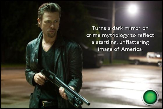 Killing Them Softly green light Brad Pitt