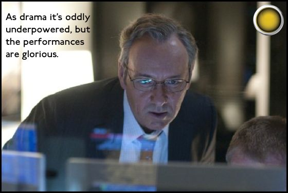 Margin Call yellow light Kevin Spacey