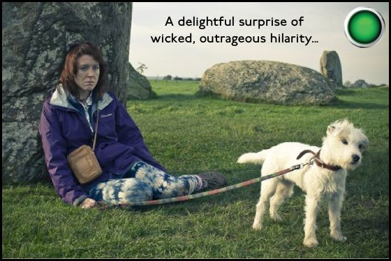 Sightseers green light Alice Lowe