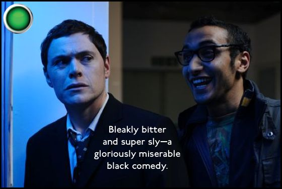 Up There green light Burn Gorman Aymen Hamdouchi