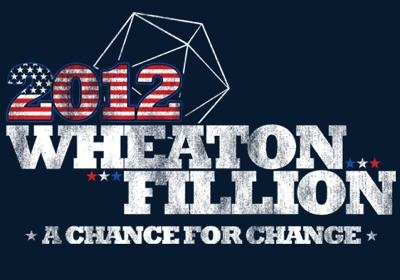 2012 Wheaton/Fillion: A Chance for Change