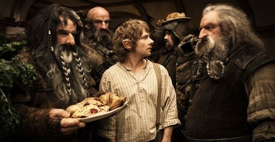 Hobbit An Unexpected Journey Martin Freeman