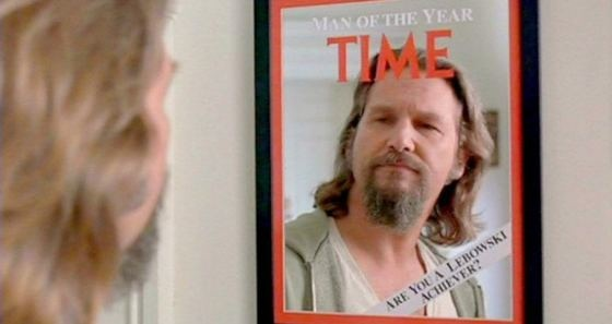 Big Lebowski Time Jeff Bridges