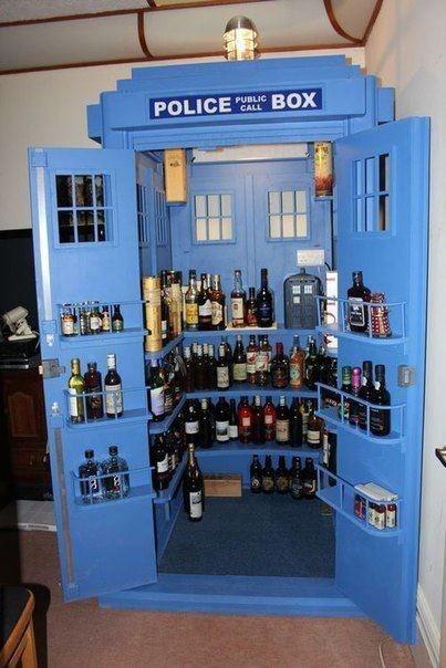 party TARDIS
