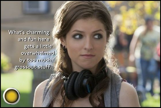 Pitch Perfect yellow light Anna Kendrick