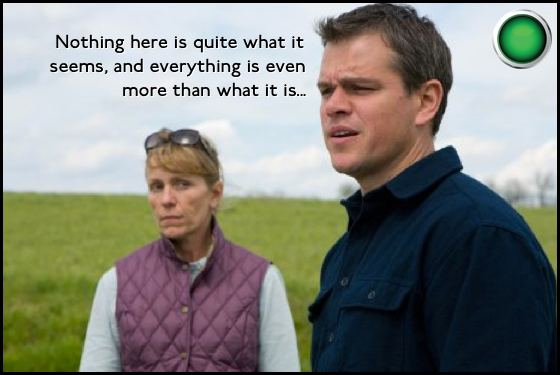 Promised Land green light Frances McDormand Matt Damon