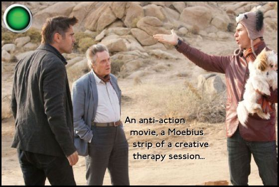 Seven Psychopaths green light Colin Farrell Christophen Walken Sam Rockwell