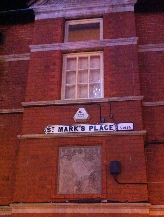 St Mark's Place