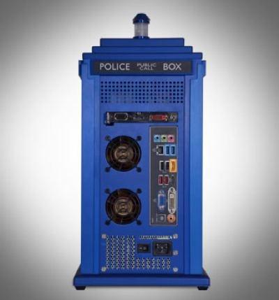 TARDIS PC