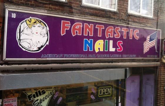 American professional nails