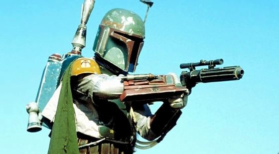 Star Wars Return of the Jedi Boba Fett
