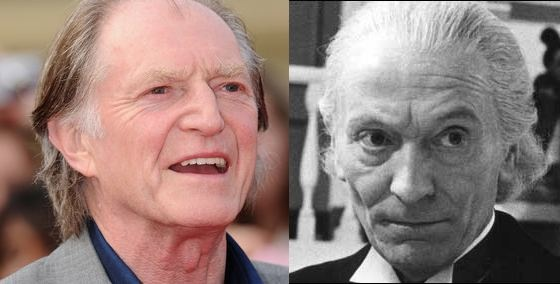 David Bradley William Hartnell