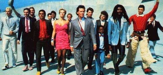 Adventures of Buckaroo Banzai Across the Eighth Dimension