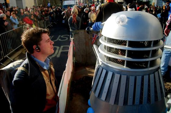 Ethan Dalek New Year's Day parade