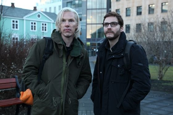 Fifth Estate Benedict Cumberbatch Daniel Bruhl