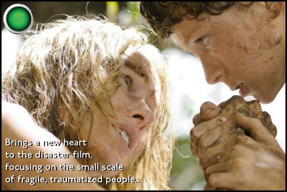 The Impossible green light Naomi Watts Tom Holland