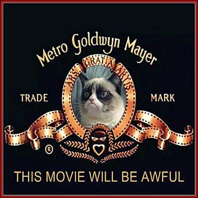 MGM grumpy cat