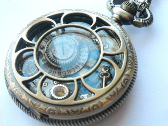 Time Machine Jewelry Doctor Who