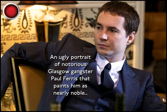 The Wee Man red light Martin Compston