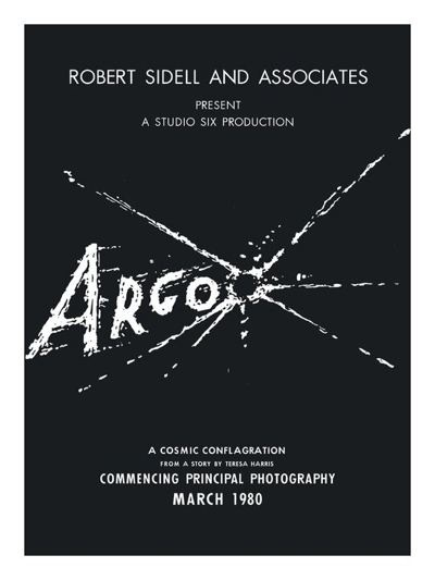 CIA Argo poster